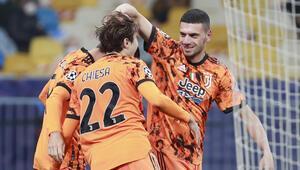 Dinamo Kiev 0- 2 Juventus - Maçın özeti ve golleri