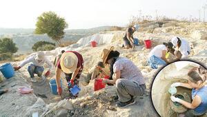 Kıbrıs'ta tunç çağı izleri
