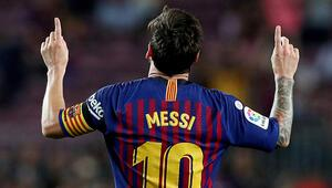 Son dakika haberi | Lionel Messi rekora doymuyor İnanılmazı başardı