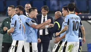 Lazio - Borussia Dortmund (Maç sonucu ve özeti)