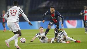 PSG 1- 2 Manchester United - Maçın özeti ve golleri