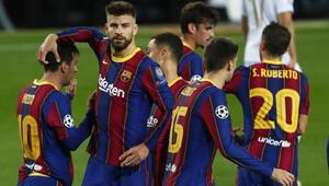 Son dakika haberi | Barcelona sürprize izin vermedi