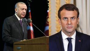 Erdoğandan Macrona tepki: Pısırık Müslüman istiyorlar