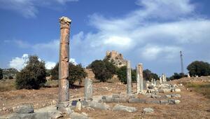 Kastabala Antik Kentinde kazı çalışmaları yeniden başladı
