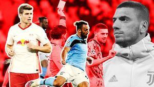 Son Dakika | Şampiyonlar Liginde tarihi gece Merih Demiral, Sörloth, Vedat Muriqi, Messi ve 4 gece yarısı transferi...