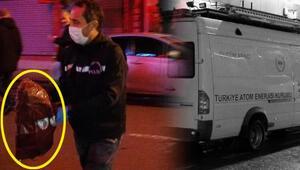 Kocaeli'de boş radyoaktif kapsül için ekipler kimyasal alarma geçti