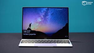 Huawei MateBook X incelemesi