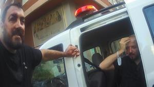 Şişlide avukatlık bürosunda feci olay Silahımı alıp dövdüler...