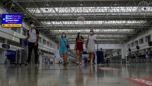 Yurt içinde 5,3 milyon kişi seyahate çıktı