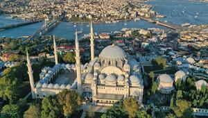 İstanbulun mührü Süleymaniye Külliyesi 463 yaşında