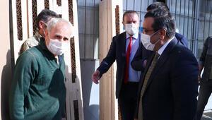 Ankarada koronavirüs denetimi