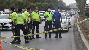 Antalyada motosikletiyle bariyere çarpan Ahmet Ovacık hayatını kaybetti