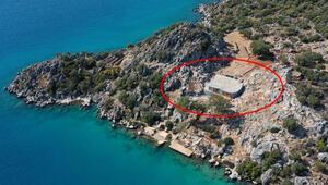 Yarımadadaki villa büyük tepki çekmişti Bakanlık harekete geçti...