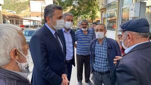 Başkan Eroğlu: Şehrimizi makamdan değil, halkın içinden yönetiyoruz