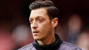 Mesut Özil resmen açıkladı Arsenal...