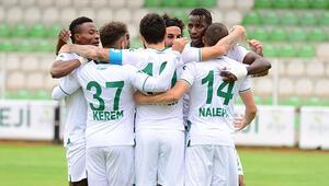 Son Dakika   Giresunspor 4-3 Adanaspor maç özeti ve golleri