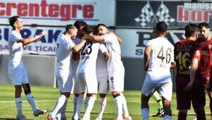 Misli.com 2. Lig Beyaz Grupta Manisa FK ilk kez takıldı