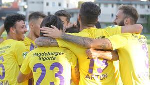 Misli.com 2. Lig Kırmızı Grupta lider kaybetti, Eyüpspor seriyi üç maça çıkardı