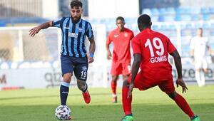 Adana Demirspor - Ümraniyespor maçından kareler