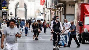 İtalyada koronavirüs salgınında son rakamlar açıklandı