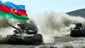 Son dakika haberi: Azerbaycan ordusu 21 köy ve 1 kasabayı işgalden kurtardı