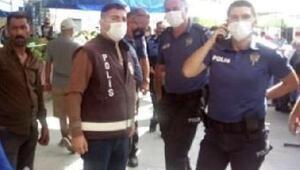 Didimde Zabıta Müdürü, tartıştığı seyyar satıcı tarafından bıçaklandı