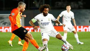 Real Madrid 2-3 Shakhtar(Maçın özeti)