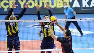 Fenerbahçe HDI Sigorta 3-1 Galatasaray HDI Sigorta