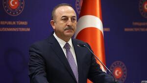 Dışişleri Bakanı Çavuşoğlu, Azerbaycan Dışişleri Bakanı ile görüştü