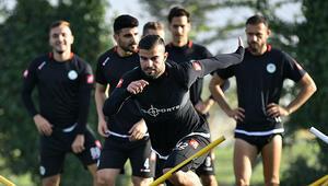 Konyasporda Gaziantep FK maçı hazırlıkları