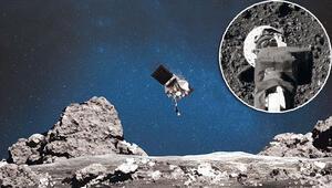 NASAdan Bennuya öpücük