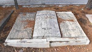 Devlet büyüklerinin mezarları onarılıyor