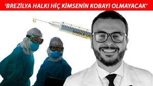 Son dakika haberi: Dünyayı şoke eden ölüm Koronavirüs aşı denemelerine katılmıştı...