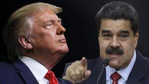 Trump yönetiminin Maduronun görevden ayrılması için görüşme yaptığı iddia edildi