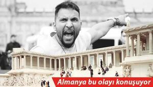 Son dakika haberler: Berlin'deki müzelere kim saldırdı Baş şüpheli Türk aşçı Atilla... Bergama komplosu