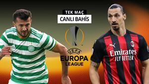 Celticin Avrupa Ligi ilk maçında konuğu Milan Hakan Çalhanoğlu sakat...