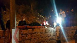 Kayseride korkunç olay Kaşı taşla ezilmiş olarak ölü bulundu
