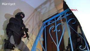İstanbulda DEAŞ operasyonu; çok sayıda gözaltı