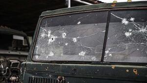 Ermenistan'a ait birlikler kayıplar vererek geri çekiliyor