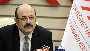 Son dakika haberler: YÖK Başkanı Yekta Saraç: Sanal Laboratuvar, 26 Ekimde hizmete sunulacak