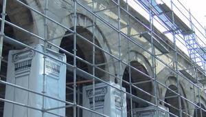 Topkapı Sarayında bulunan Fatih Köşkünün kubbeleri orijinaline çevrilecek
