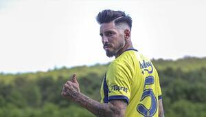Fenerbahçede Erol Bulutun Trabzonspora karşı kozu Jose Sosa