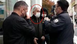 Polis banka önünde durdurdu Duyduklarına inanamadı...