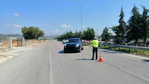 Yurt genelinde radarla hız denetimi: 39 bin sürücüye ceza