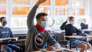 KRV'de okullar açılıyor... Derste maske zorunlu