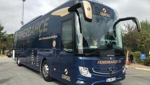 Son Dakika   Fenerbahçenin yeni otobüsünde dikkat çeken detay