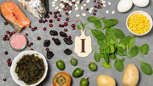 Uzmanlar Açıkladı: Hamile, Yaşlı ve Veganların İyot Tüketmesi Şart