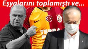 Son Dakika | Galatasarayda kriz bitmiyor Şimdi de idmana çıkmadı ve...