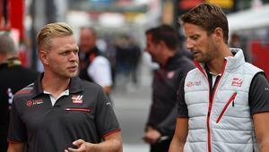 Son dakika   Haas açıkladı Grosjean ve Magnussen sezon sonunda ayrılacak...