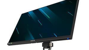 Acer oyunculara yönelik yeni monitörlerini tanıttı